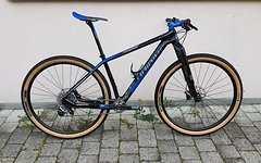 "Haibike Greed 9.50 MTB 29"" Carbon 2015"