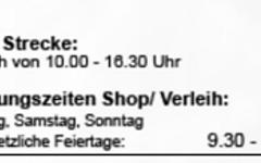 Bikepark Todtnau Liftkarte 10 Punkte / Fahrten & 3,- € Pfand gültig bis 2017