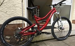 Specialized SX Slopestyle