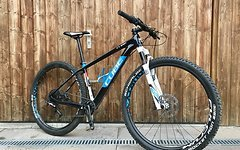 "Cube Elite C:62 Race Carbon 29 2017 M 17"" Garantie MTB Bike"