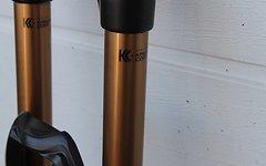 Fox 36 FIT4 Factory 170mm Federweg Kashima 650b