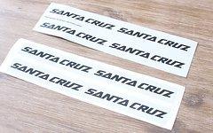 Santa Cruz Aufkleber / Dekore