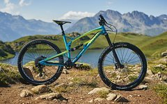 Nukeproof Mega 275 Comp Mountainbike 2017 UVP 3299.-