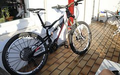 YT Industries Wicked PRO 2013 L BOS Deville Vip´r 170 /168