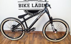 Dartmoor Two4 Player black pearl Custom Dirt/Street Bike Rock Shox Pike DJ,Spank Tweet Tweet,MVTE,Hope,DMR,Shimano XT