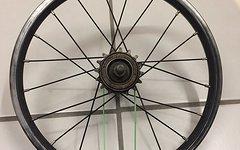 Frog Bike Hinterrad 16 Zoll mit Freilauf