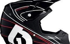 661 SixSixOne Comp Fullface DH Helm Youth RED/BLACK M *NEU*