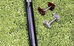 Crank Brothers Cobalt 3 Sattelstütze 27.2 400mm schwarz NEU