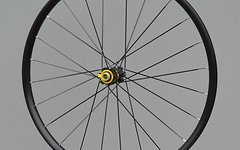 "Mavic CrossRide 650b 27,5"" Vorderrad Disc BOOST 110mm QR15"