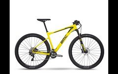 BMC Teamelite 02 Deore/SLX Gr. L Testbike (nur 50km gelaufen, wie neu) 2017