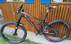 Cube Stereo SHPC 160 650B/27,5/27.5 Enduro Rock Shox Fox bike/mtb
