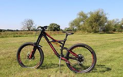 Specialized Enduro Expert Evo 2014 CUSTOM Gr. M
