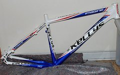 "Kellys Imagine Race Hardtail XC Rahmen - Easton Ultralite - 17.5"""