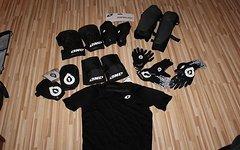 661 SixSixOne SixSixOne SixSixOne Knie/Schienbein/Ellenbogen/Handschuhe Protektoren