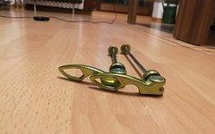 Sixpack Schnellspanner Set Chopstix grün