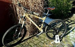 Fusion Whiplash M Enduro Freeride Mountainbike Bike MTB