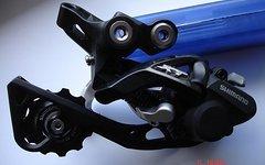 Shimano Deore XT Schaltwerk RD-M786 Shadow Plus  -AUCH DIRECT MOUNT MÖGLICH   10-fach