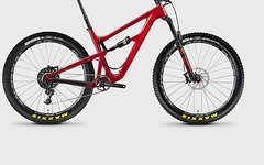 "Santa Cruz Hightower carbon C SAM 27+ (2.5-3.0"") 2017 M"