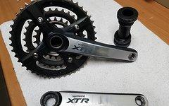 Shimano XTR FC-M 970 Set