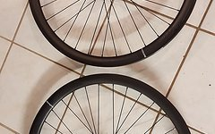 Pancho Wheels Rush Carbon 38 Disc Carbon 6Loch Neu
