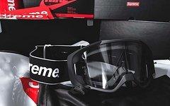 Supreme X Fox Racing Goggle VUE schwarz neu