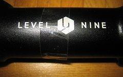 """Level Nine Vorbau - Level Nine 110mm 25.4mm Klemmung 1 1/8""""!NEU!"""