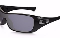 Oakley ANTIX Polished Black Lens: Warm Grey *NEU*