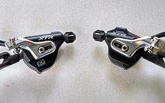 Shimano XTR SL-M980 2/3x10fach Shifter mit ISpec A