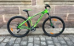 Kellys Bicycles TNT 10 Toxic Green  2017 Neu