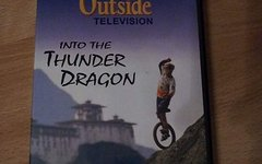 Outside Into the Thunder Dragon