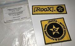 Roox Aufnäher zum aufbügeln