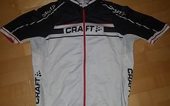 Craft Bike Trikot Shirt MTB Rennrad Kurzarm GR XL