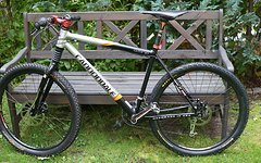 Cannondale Optimo Team DT Swiss Fatty Ultra
