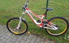 Specialized Demo 8 II WorldCup Edition