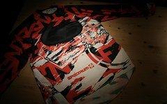 No Fear Spectrum XL jersey DH