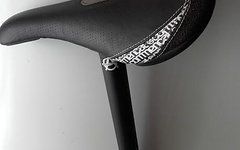 Commencal Alienation seat & seatpost