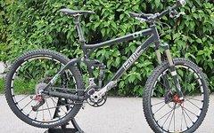 BMC Speedfox SF01 2010 Full Suspension Tour All Mountain