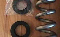 "Ti-Springs Race Titanfeder 600x2,75"" **NEU inkl. Axiallager**"