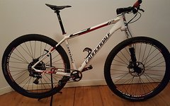Cannondale F29 4 Alu 2014 Rh. Large 9,2kg XO1 11fach, M9000, Tune TOP Zustand