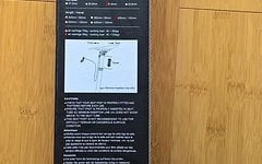 Tranzx Sattelstütze Neu Verstellbare Sattelstütze Remote 31,6/400mm NEU