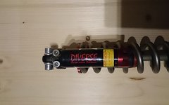 Diverse Suspension Dueler Coil 267mm Titanfeder