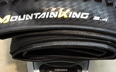 Continental Mountainking 2, 29x2,4 Protection Black Chili Compund **** NEU ****