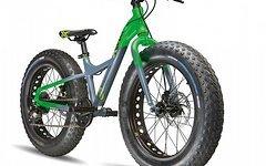 S'cool Kinderfahrrad FATbike 20 Zoll S'COOL XXfat 20 9-S