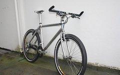 "Fuchs (Heinz Fuchs) 1992 Retro ""Fuchs Power Bike"" Shimano XTR"