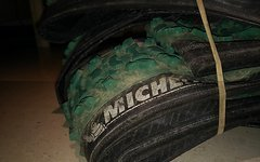 Michelin Retro Green Wildgripper XLs VR HR