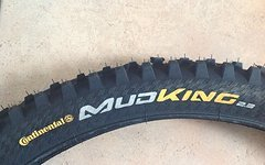 Continental Mud King (26 Zoll, 2,3) - NEU! -