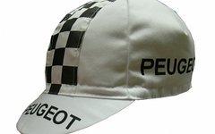 Peugeot rennrad bike cap race flag
