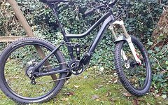 Custom Rohloff Fully Gr. M Edelbike