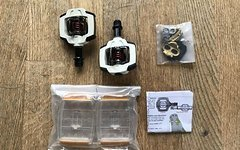 Crankbrothers Smarty Klickpedale Pedale Eggbeater MTB Roadbike