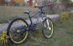 Eaze Bikes Sugar Daddy Parkbike Dh L tausch gegen Dirt
